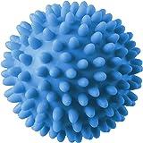 Fackelmann 54020 - Bolas para secadora, 2 unidades, 6,5 cm, color azul