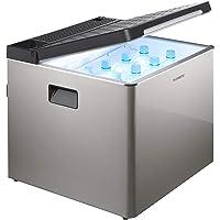 DOMETIC CombiCool ACX 40 draagbare absorberende koelbox, 40 liter, 50 mbar, stille werking met 12 V, 230 V en gas