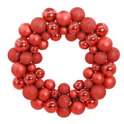 Happy Event Christmas Navidad Than ksgiving Deco Ornament | Bolas de Navidad Guirnalda kränze Flores nketten | Corona Decorativa Bonito Decoración para ...