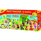 Joustra - 43534 - Multi Moulages 16 Moules