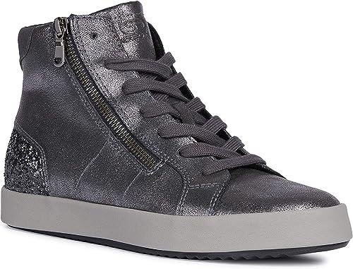 Impermeable Condensar Literatura  Geox Mujer Zapatos de Cordones BLOMIEE, señora Calzado ...