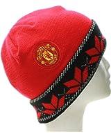 Manchester United Winter Beanie Soccer Futbol Knit Hat Cap