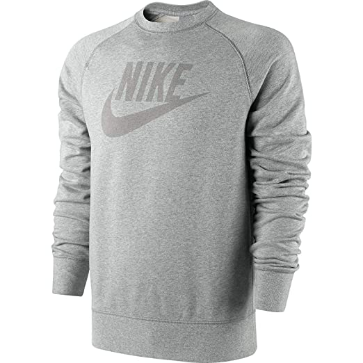 9754c03a04761 Amazon.com: Nike Limitless Washed Men's Sweatshirt Grey 521859-063 ...