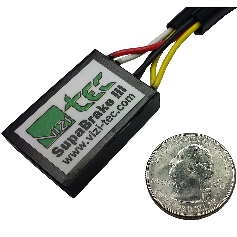 vizi-tec supabrake-3スマートブレーキライト変調器 – Buell xb12s B01B8E1HEY