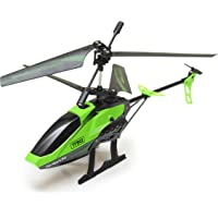 The Flyers Bay 3.5 Channel Digitally Proportionate Helicopter Justice Series, Defender Green