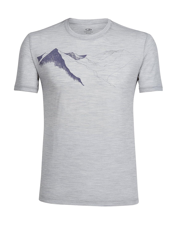 Herren Tech Lite SS Wellington T-Shirt
