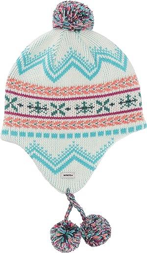 Burton Kids' Cocoa Earflap Hat