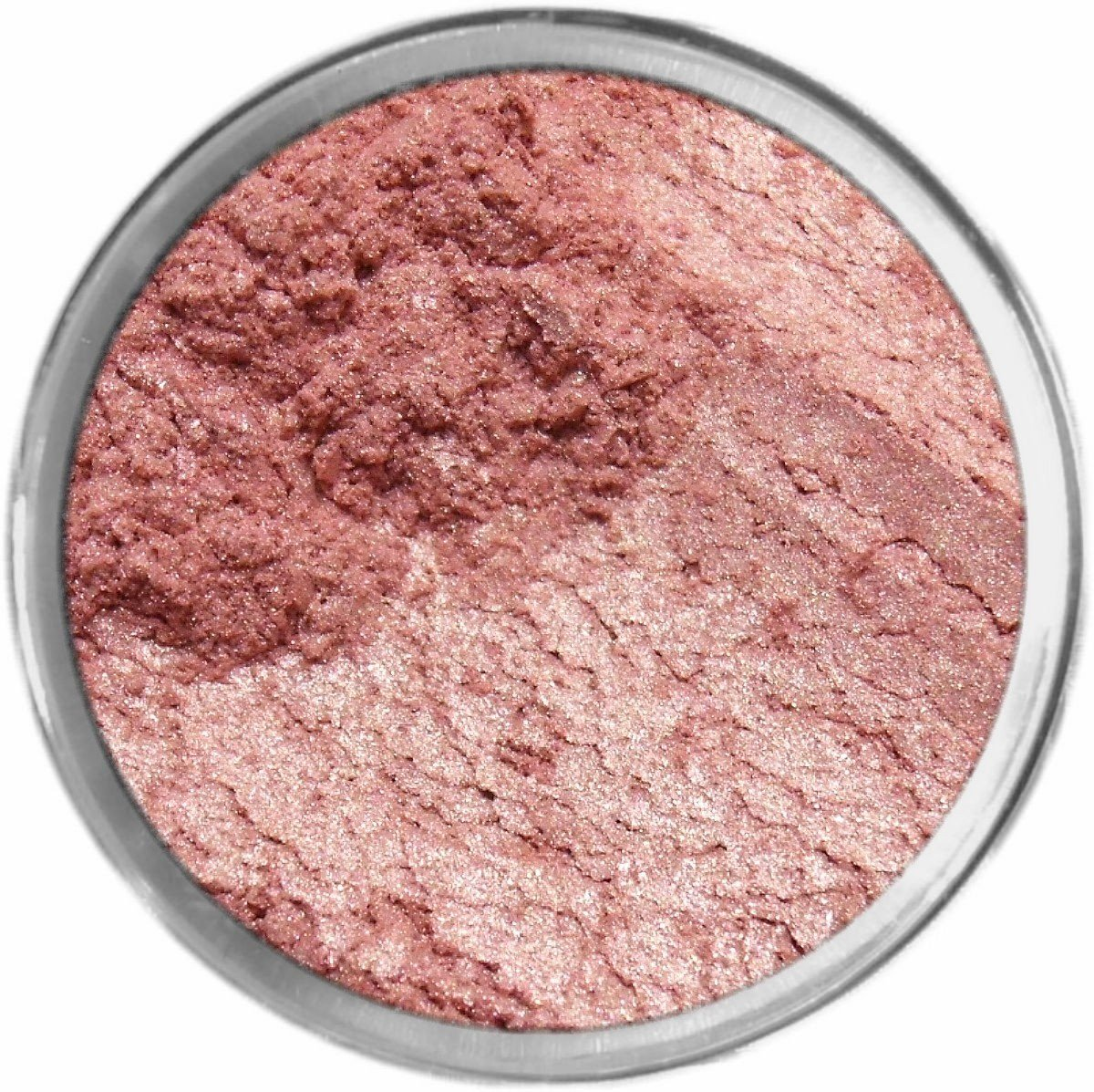 Milady Loose Powder Mineral Shimmer Multi Use Eyes Face Color Makeup Bare Earth Pigment Minerals Make Up Cosmetics By MAD Minerals Cruelty Free - 10 Gram Sized Sifter Jar
