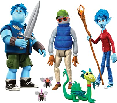 Disney - Onward Figuras de 15 cm Modelos Surtidos (Mattel GNM61): Amazon.es: Juguetes y juegos