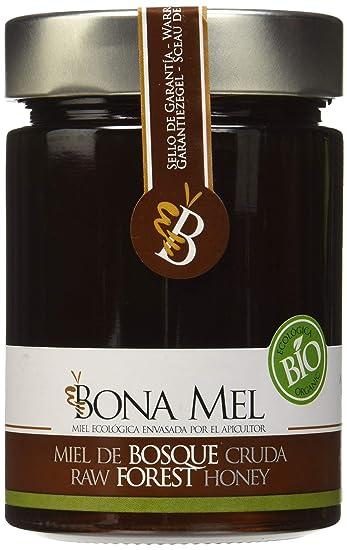 Bona Mel Miel de Bosque - Paquete de 10 x 450 gr - Total ...