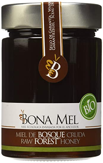 Bona Mel Miel de Bosque - Paquete de 10 x 450 gr - Total: 4500 gr ...