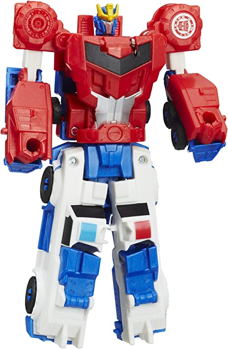 2017 Transformers Robots In Disguise COMBINATORE Force primestrong OPTIMUS PRIME