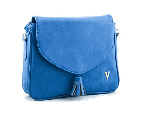 Voaka Women s Blue Sling Bag…  Amazon.in  Shoes   Handbags cf6302d62