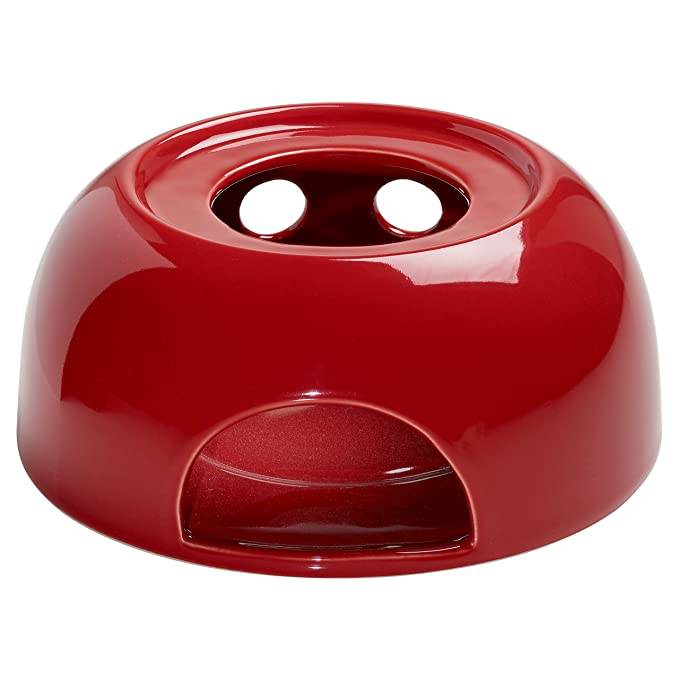 Maxwell & Williams it42066 InfusionsT - Calientaplatos (17,5 cm, Caja de Regalo, cerámica, color rojo: Amazon.es: Hogar