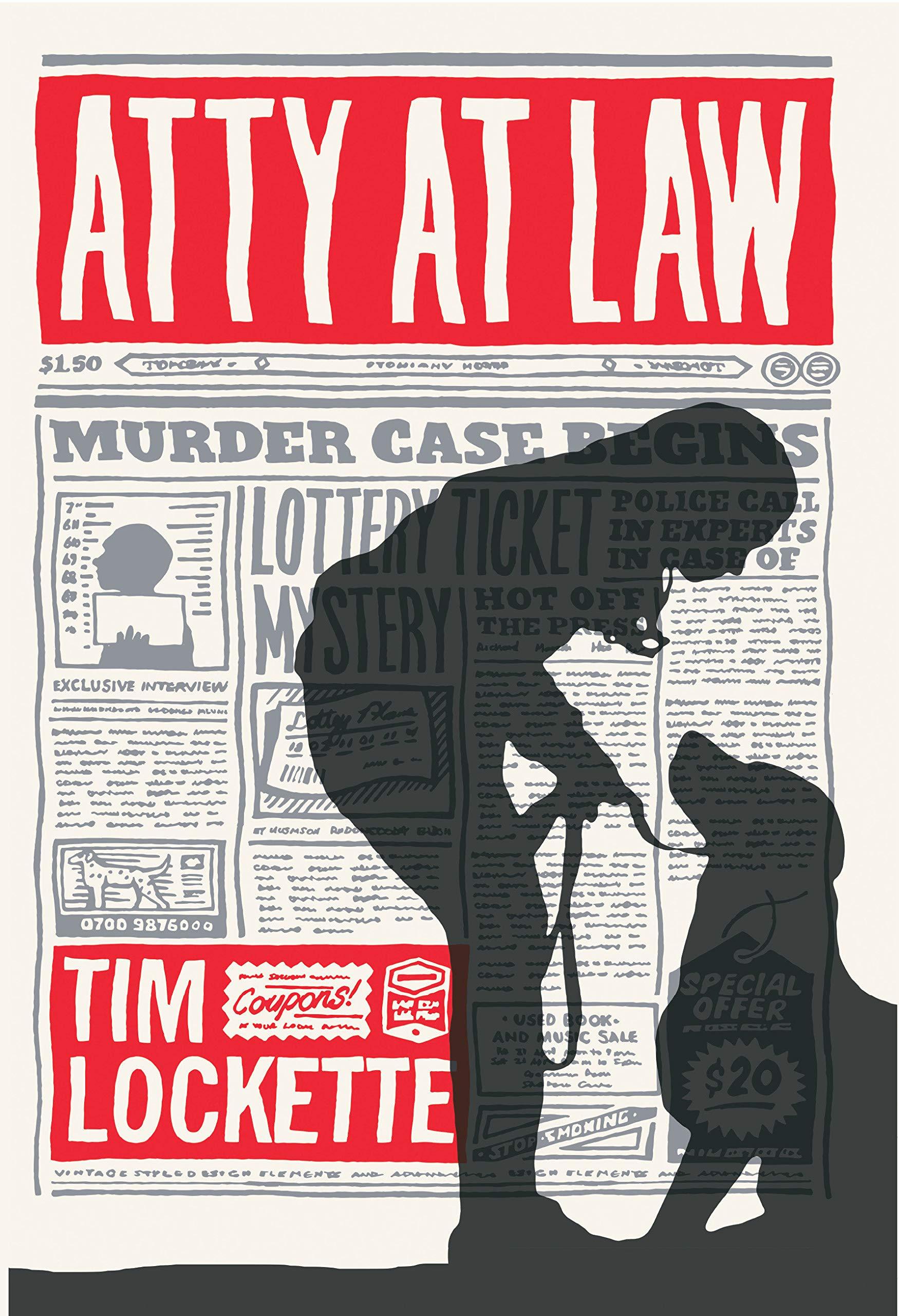 Atty at Law: Lockette, Tim: 9781644210123: Amazon.com: Books