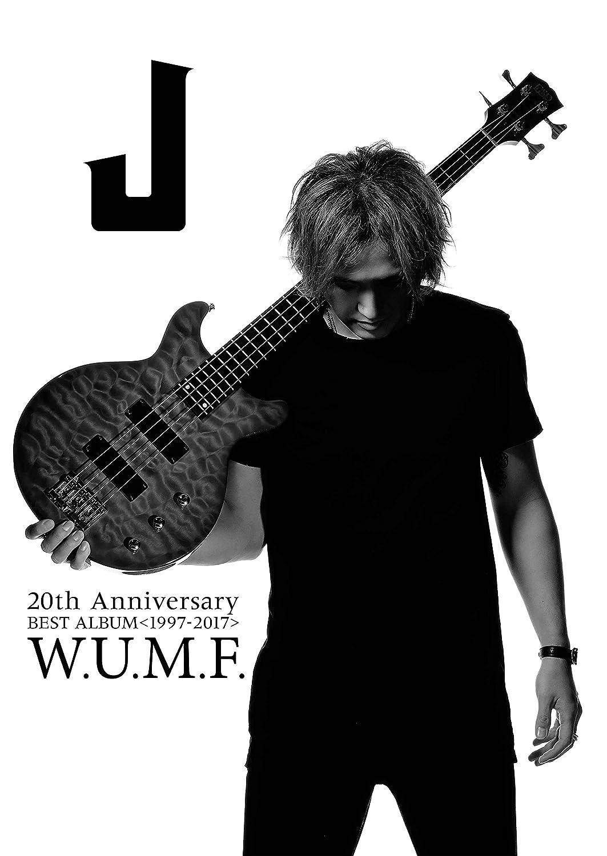 J 20th Anniversary BEST ALBUM <1997-2017>W.U.M.F.(2CD+Blu-ray+BAND SCORE+PHOTO BOOK)(SPECIAL BOX SET)(初回生産限定盤)