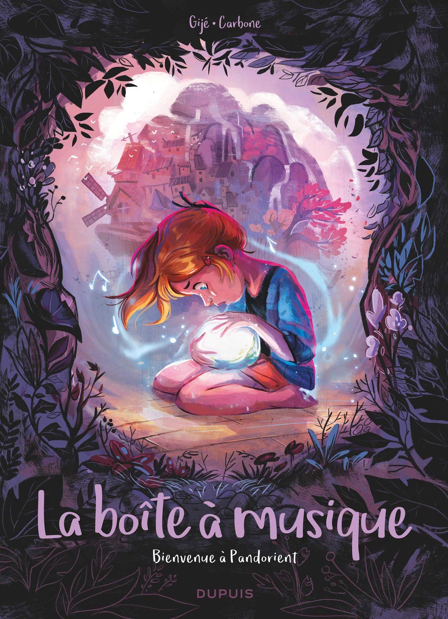 La Boîte à Musique - tome 1 Album – 26 janvier 2018 Carbone Carbone Gijé Gijé Dupuis 280017319X