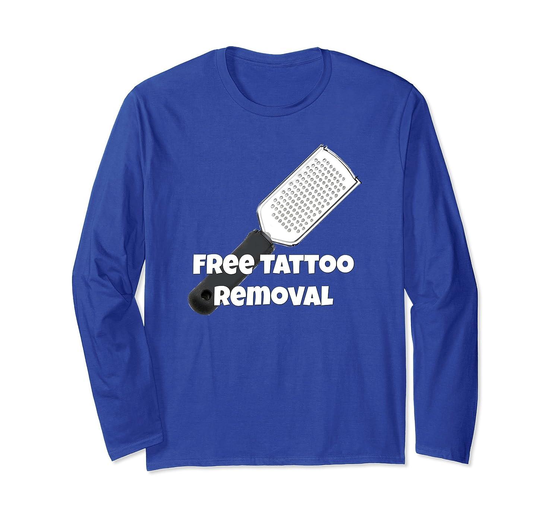 Funny Tattoo Shirt: Tattoo Removal, Tattoo Artists T-Shirt-mt