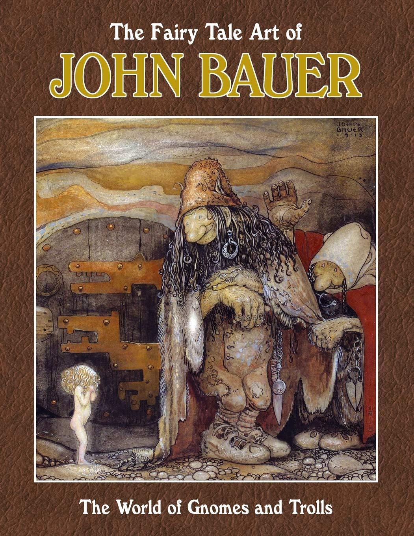Download The Fairy Tale Art of John Bauer pdf epub