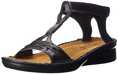 Naot Women's Cymbal Dress Sandal, Black, ...