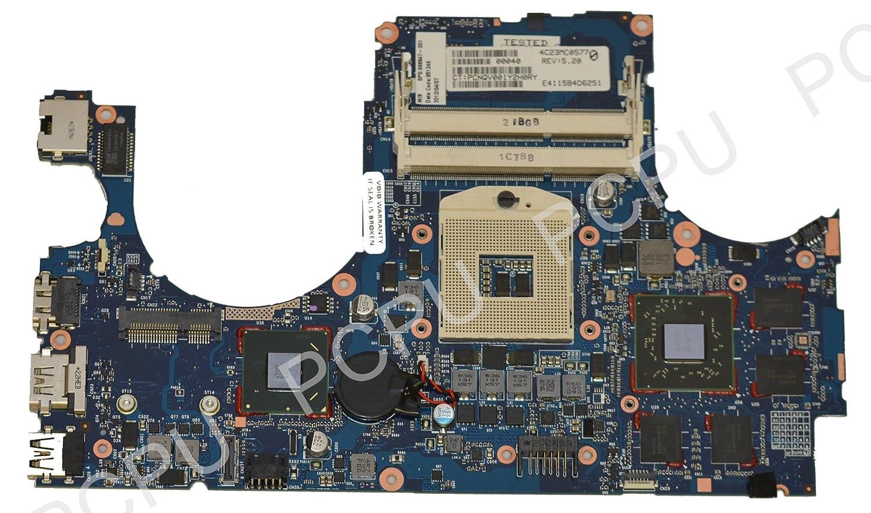 Amazon com: HP 668847-001 SYSTEM BOARD HM65 7670M/1G - DSC
