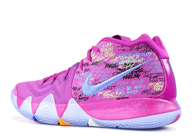 size 40 c17b1 b6109 Amazon.com   Nike Kyrie 4  Confetti  Mens   Basketball