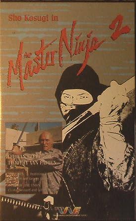 Amazon.com: The Master Ninja 2: Lee Van Cleef, Crystal ...