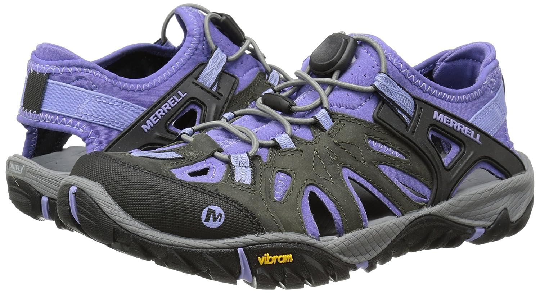 Merrell Women's All Out Blaze Sieve Water Shoe B00KZIULZG 6.5 B(M) US|Castle Rock