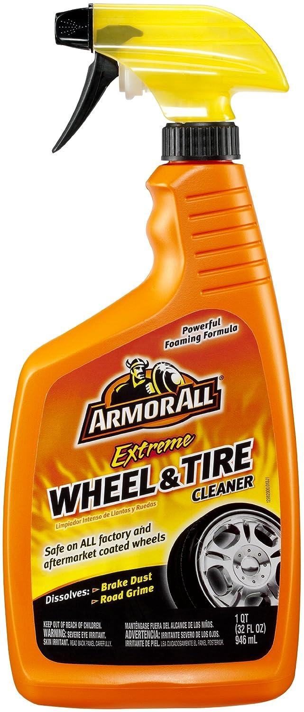 amazon com armor all extreme wheel u0026 tire cleaner 32 fluid