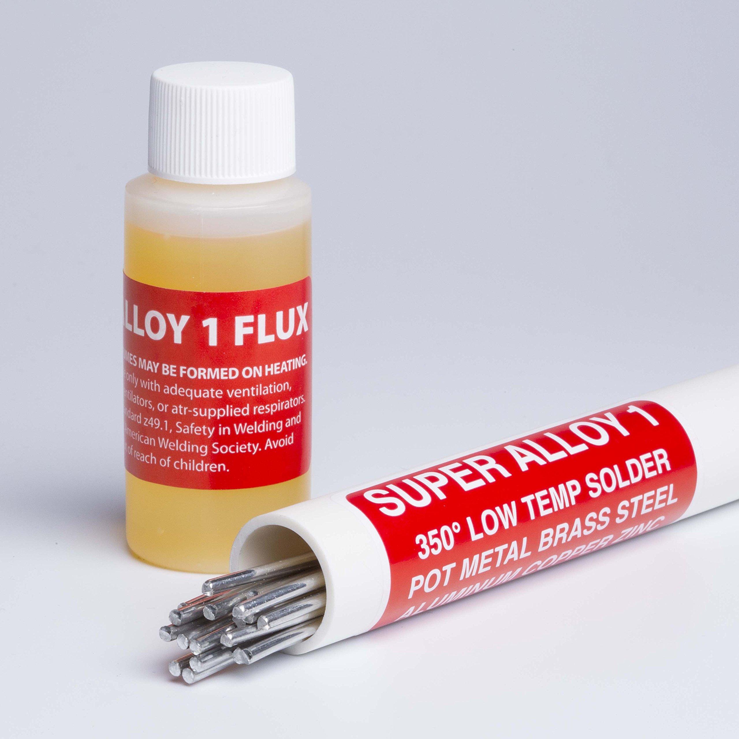 Muggy Weld Super Alloy 1 Full Kit 3/32''