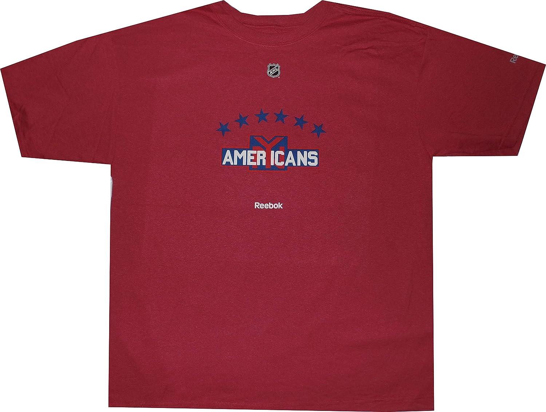 Reebok New York Americans Pro Style Vintage Throwback Shirt