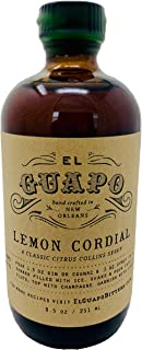 product image for El Guapo Lemon Cordial (8.5oz)