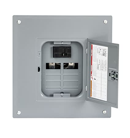 Enjoyable Square D By Schneider Electric Hom816M100Pc Homeline 100 Amp 8 Space Wiring Cloud Hisonuggs Outletorg