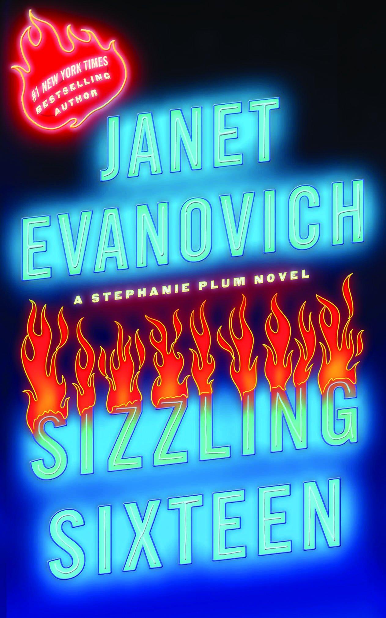Sizzling Sixteen (stephanie Plum Novels): Janet Evanovich: 9780312383312:  Amazon: Books
