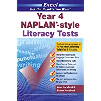 Excel NAPLAN*-style Literacy Tests Year 4
