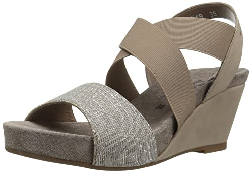 fd8a2c59b3 Mephisto Women's Barbara Wedge Sandal: Amazon.ca: Shoes & Handbags