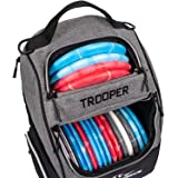 Dynamic Discs Trooper Disc Golf Backpack   Frisbee Disc Golf Bag with 18+ Disc Capacity   Introductory Disc Golf…