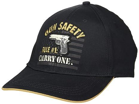 Amazon.com  Buck Wear Gun Safety Hat a84806b6e9d6