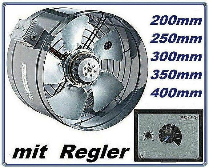 S/&P Soler Palau TD-350//125 Rohrventilator Rohrl/üfter Rohrgebl/äse Kanall/üfter Kanalventilator Kanalgebl/äse Kanal Rohr Ventilator L/üfter Gebl/äse Abluftventilator