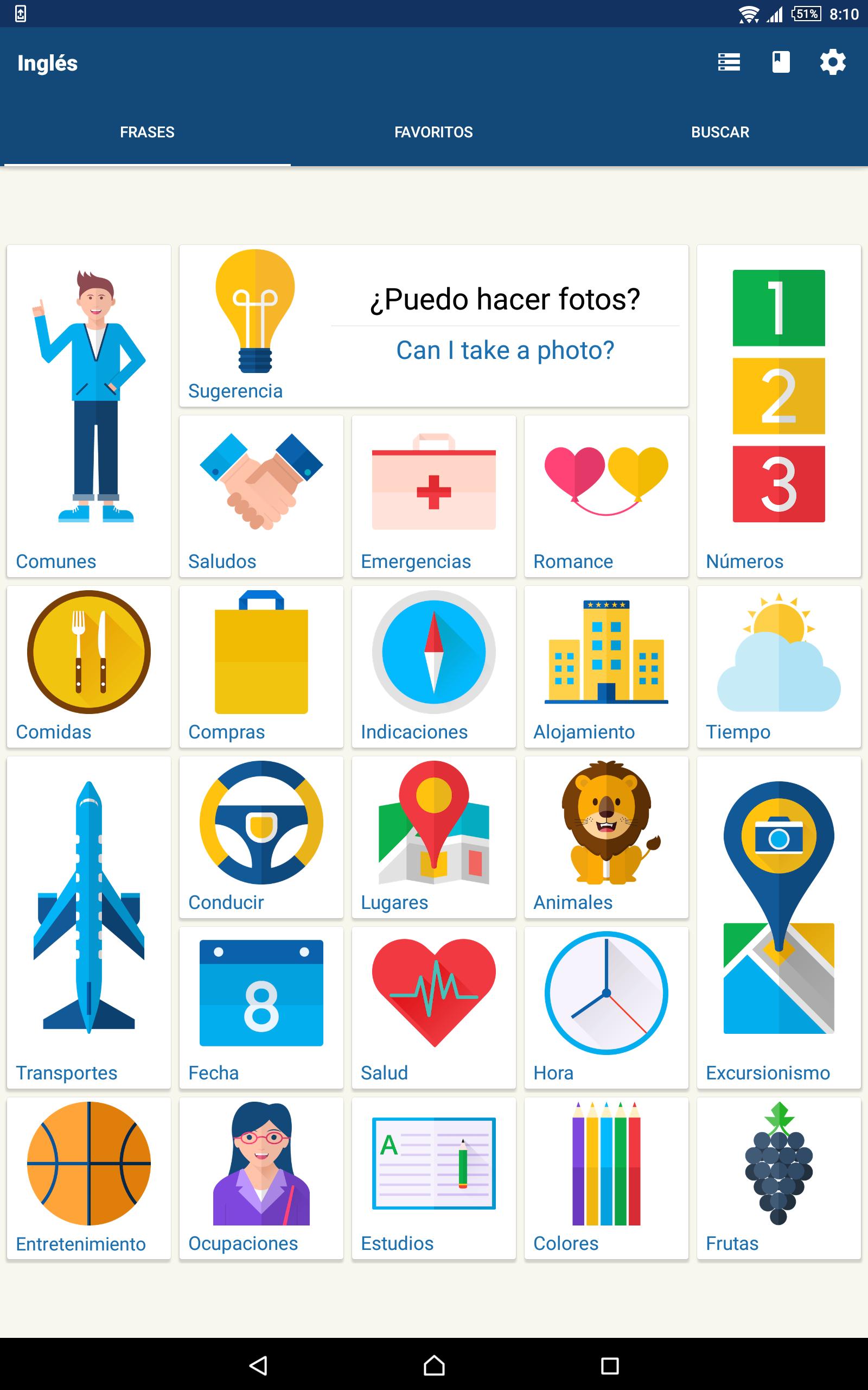 Libro de frases para viajes - Traductor de idiomas: Amazon