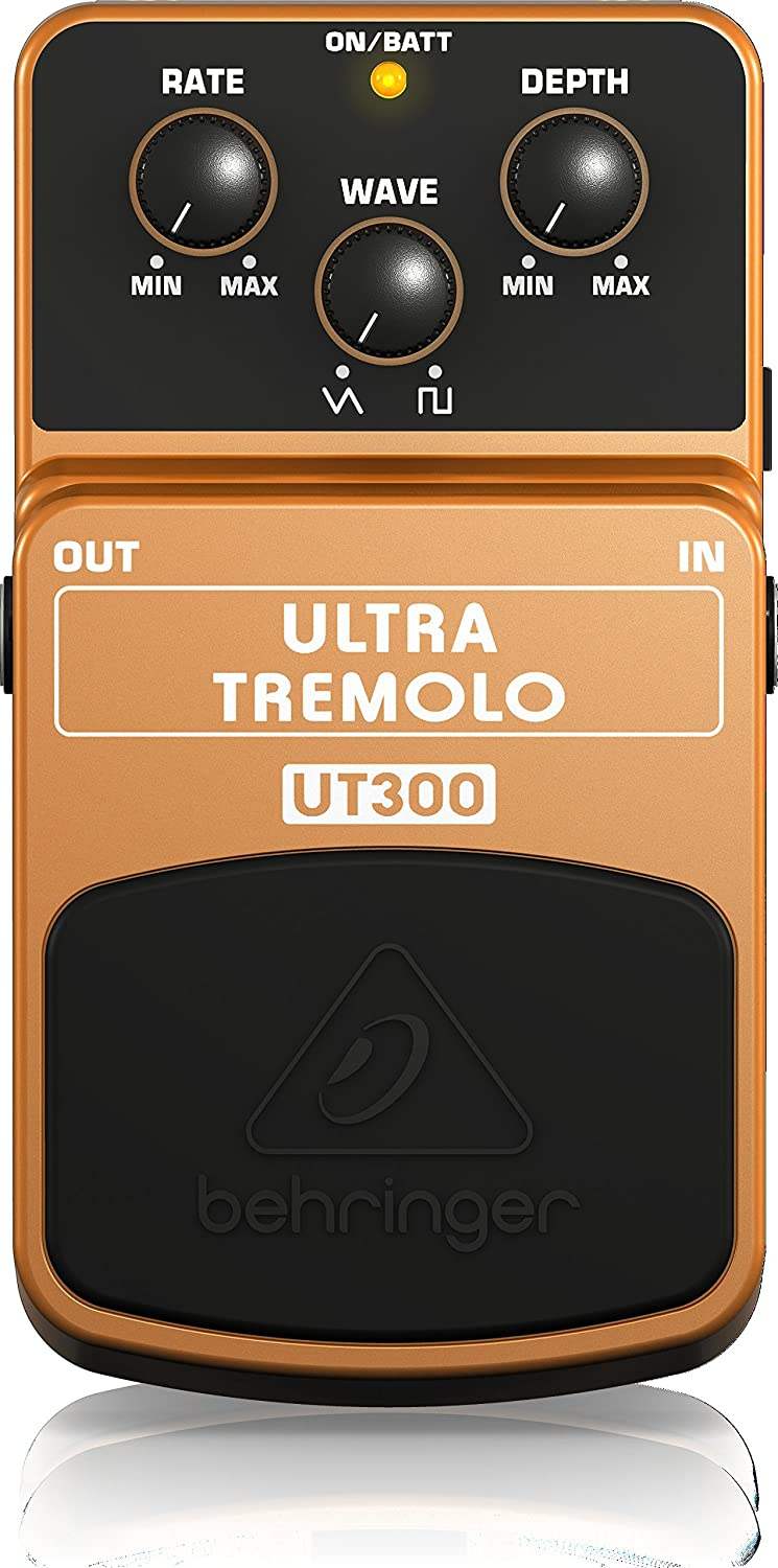 Top 13 Best Tremolo Pedal Reviews in 2020 12