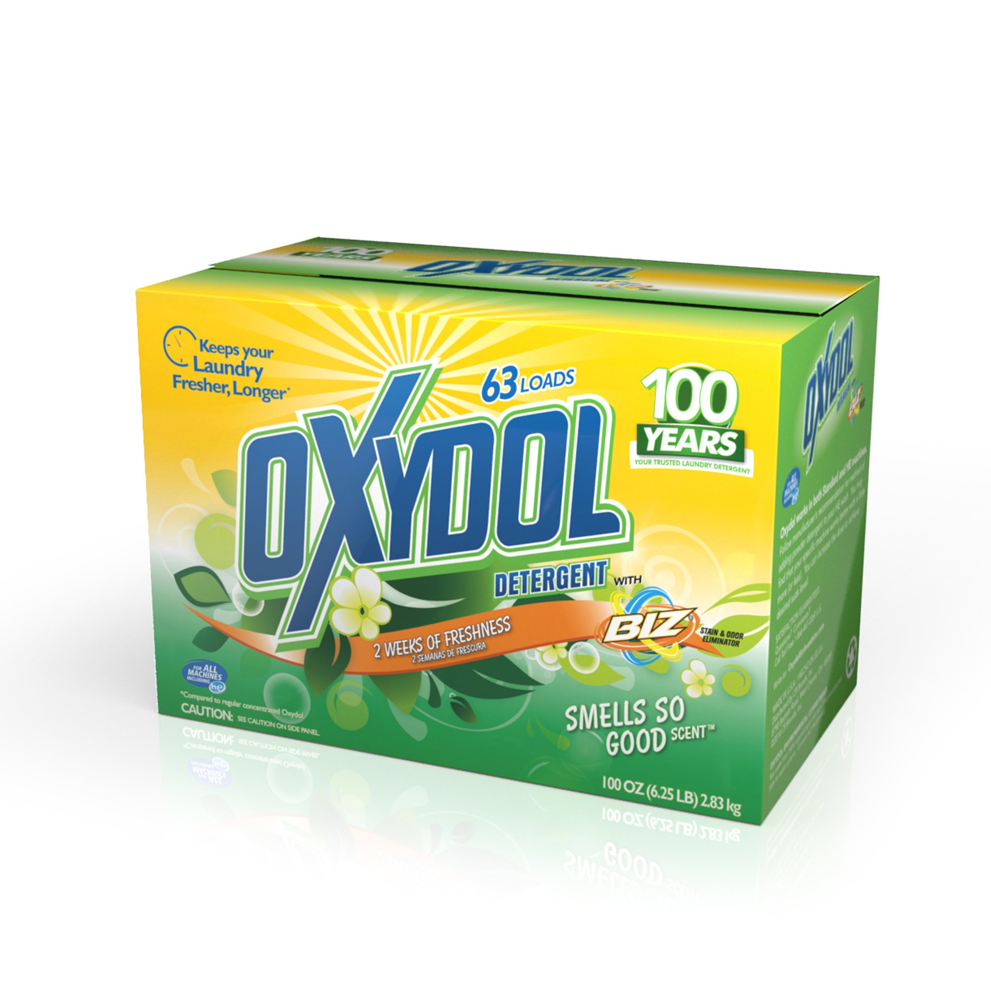 Oxydol Laundry Detergent - Smells So Good Scent (100 oz.) by Oxydol