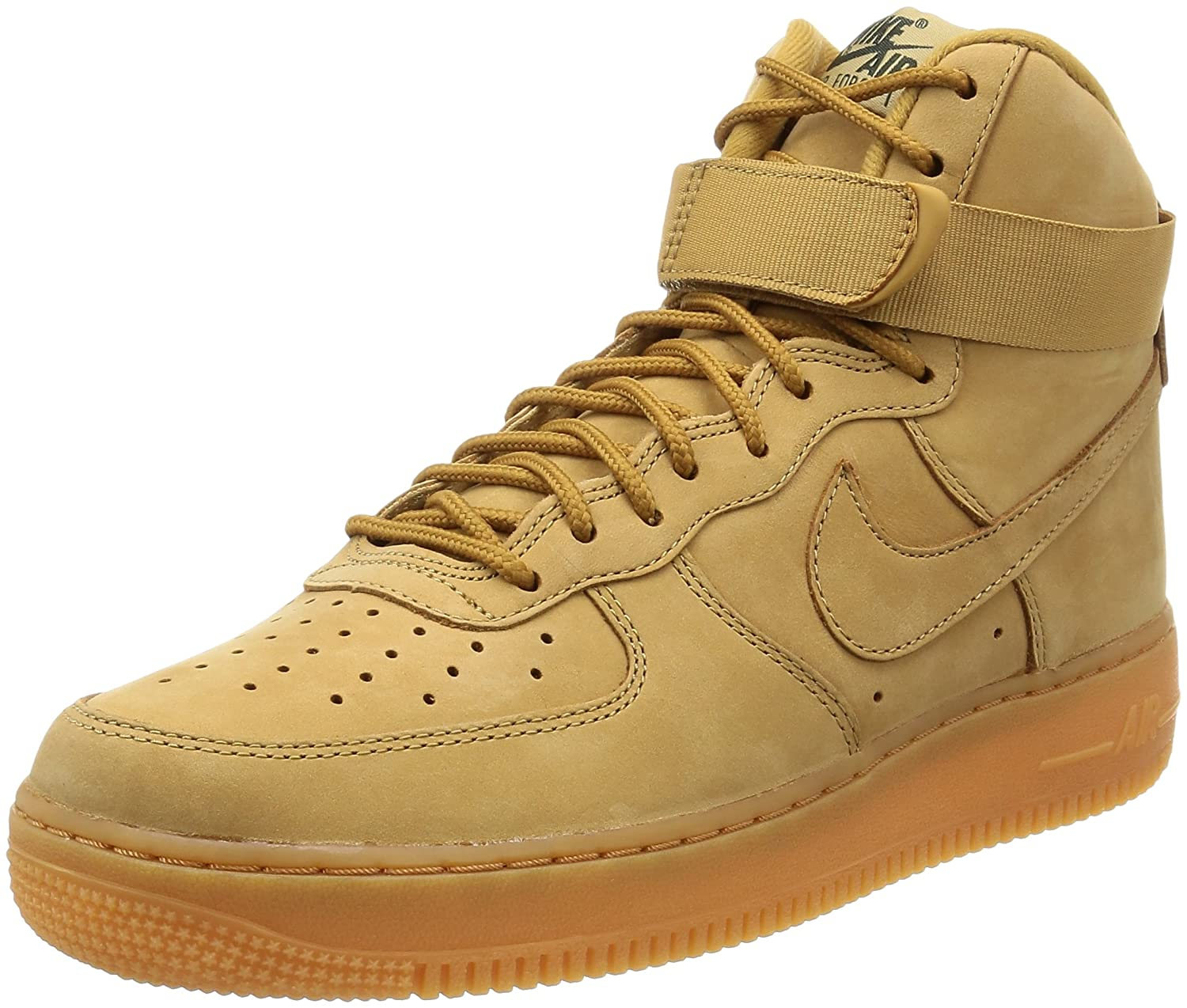 buy online cfa33 101ed Amazon.com   Nike Air Force 1 High  07 Lv8 Wb Mens   Basketball