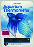 American Thermal Liquid Crystal Aquarium Thermometer Horizontal