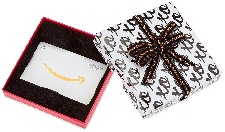 Gift Card in a XOXO Box