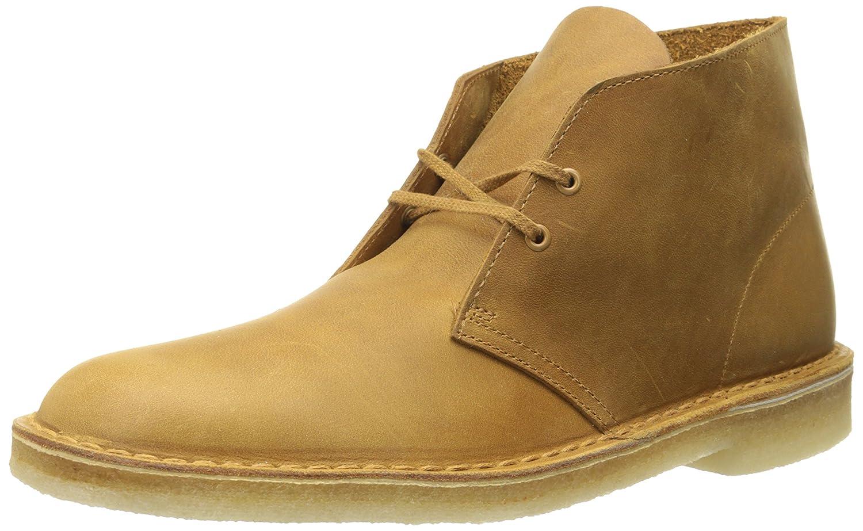 Mustard Clarks Originals Men's Desert Boot