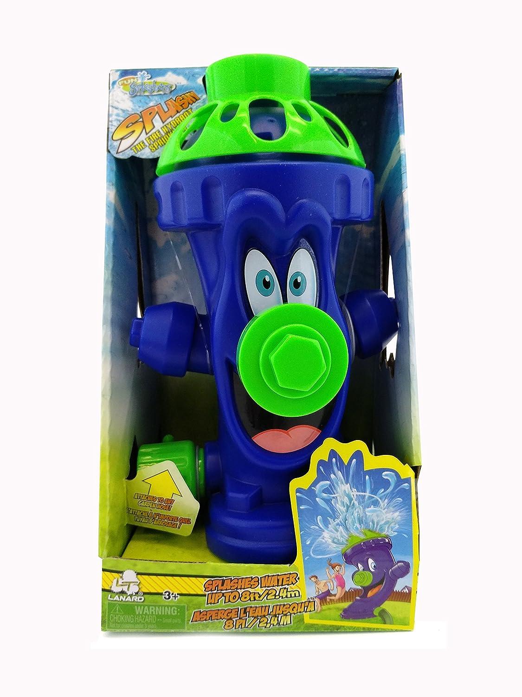 Amazon.com: Kids Sprinkler Fire Hydrant, Attach Water Sprinkler for ...