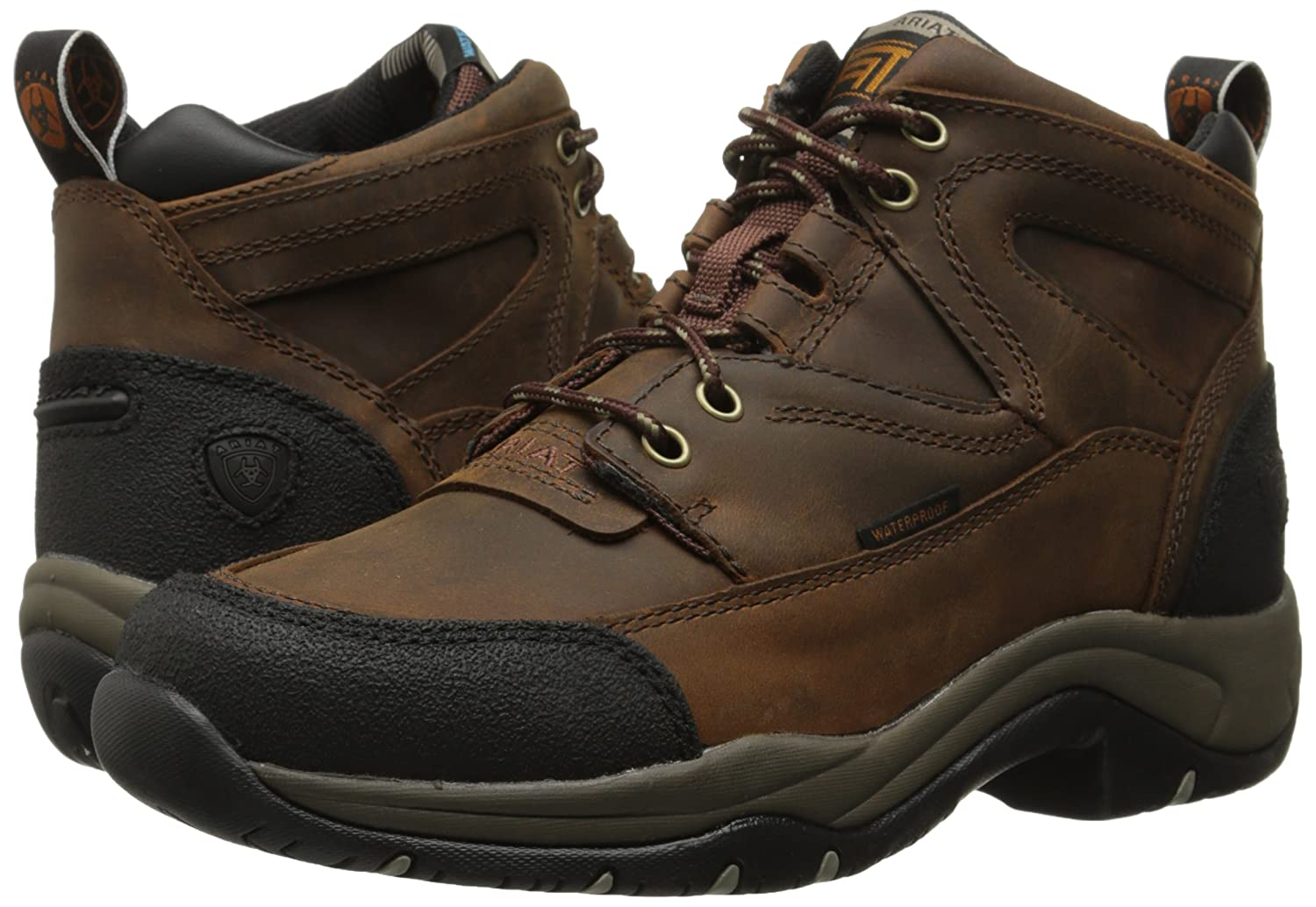 Ariat Women's Terrain H2O 11 Hiking Boot Copper B0012MMWMO 11 H2O B(M) US|Copper 6944b7