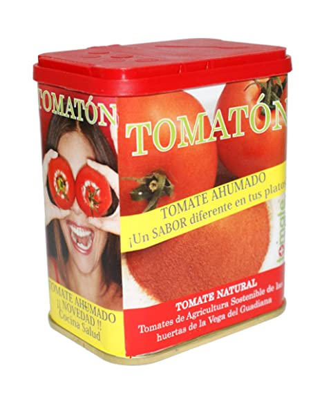 TOMATON – TOMATE AHUMADO