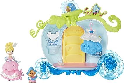 DISNEY PRINCESS Little Kingdom CINDERELLA/'S Bibbidi Bobbidi Carriage Ball Gown